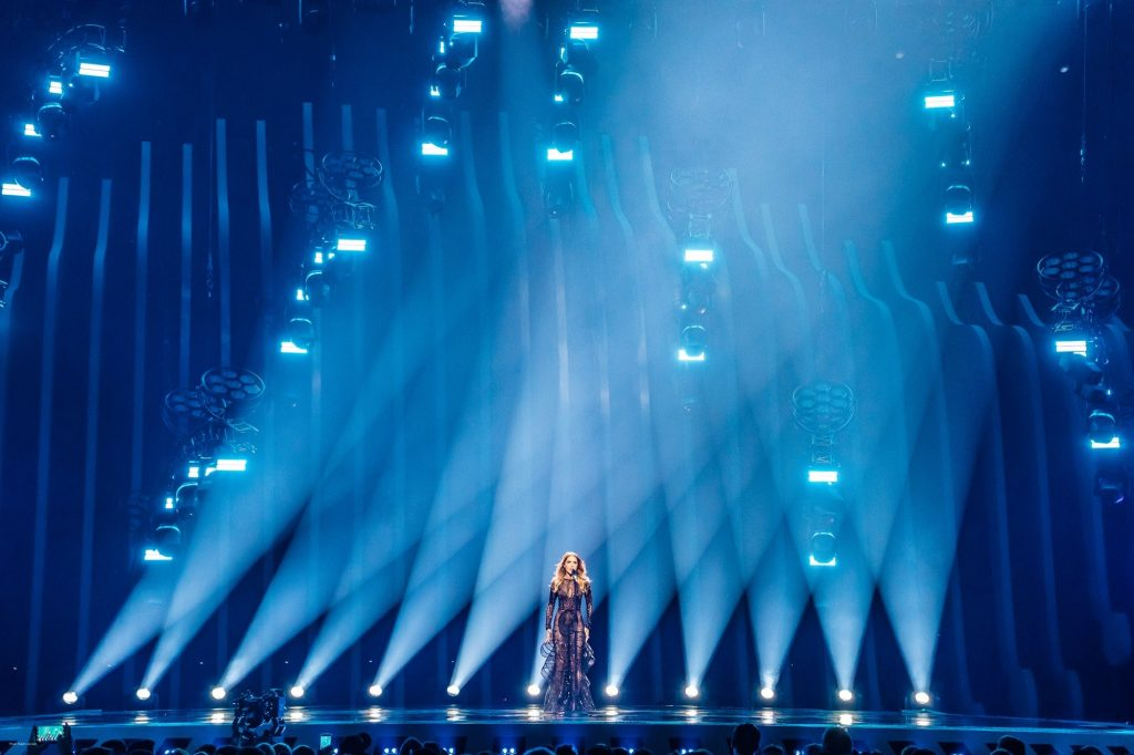 COMPLETE AGGREGATED TECH STATS FOR ESC 2018 Updated Clay Paky